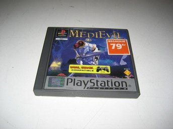 MediEvil  PS1 - Pal
