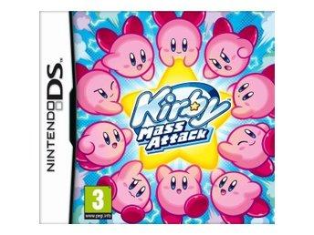 Kirby Mass Attack Nintendo DS - Huddinge - Kirby Mass Attack Nintendo DS - Huddinge