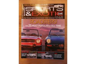 Hemmings Sports & Exotic Car July 2013