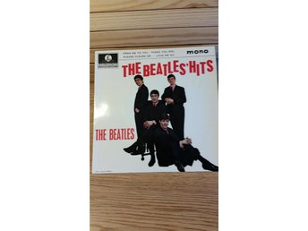 THE BEATLES EP  GEP 8880 1963 THE BEATLES HITS