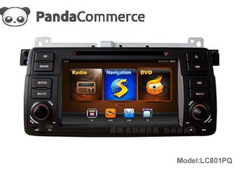 Car DVD med Android 6.0 passande BMW E46 - Blattnicksele - Car DVD med Android 6.0 passande BMW E46 - Blattnicksele