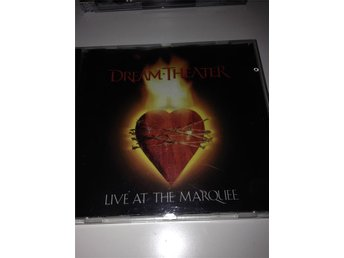 Dream Theater, Live at the Marque
