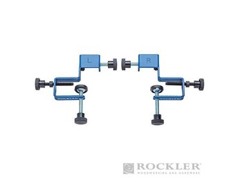 Drawer Front Clamp Dual clamp heads micro adjustable 871151 - Sheffield - Drawer Front Clamp Dual clamp heads micro adjustable 871151 - Sheffield