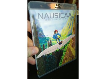 Nausicaä Of The Valley Of The Wind Blu-Ray UK import region B