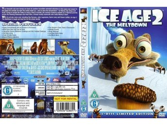 Ice Age 2: The Meltdown (2006) dvd