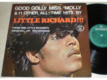Little Richard Lp Good Golly Miss Molly M-