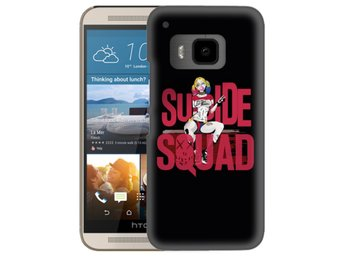 HTC One M9 Skal Suicide Squad