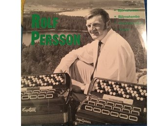 "Rolf Persson (6) - Rolf Persson (7"", EP)"