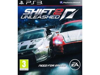 NFS Shift 2 Unleashed (PS3)
