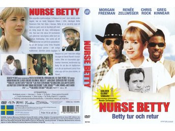 Nurse Betty 2000 DVD