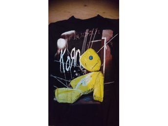Korn old school t-shirt falling away from me