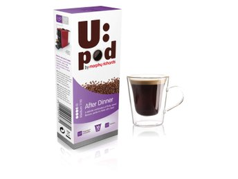 MORPHY RICHARDS Kaffekapslar U:pod Nespresso After Dinner