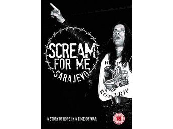 Dickinson Bruce: Scream for me Sarajevo (DVD)