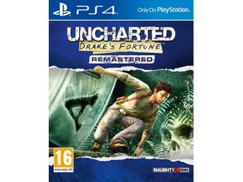 Uncharted 1 - Remastered (PS4)