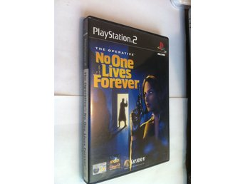 PS2: The Operative: No One Lives Forever