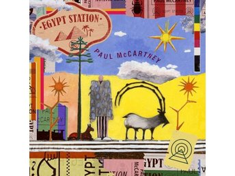 Mccartney Paul: Egypt station (Green band/Ltd) (CD)