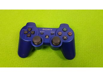 Blå Dual Shock 3 Kontroll DualShock 3 PS3 Playstation3 Playstation 3