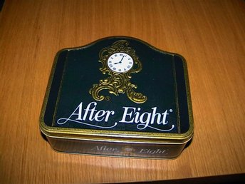 TOM AFTER EIGHT BURK H-7 CM 19 x 15 CM