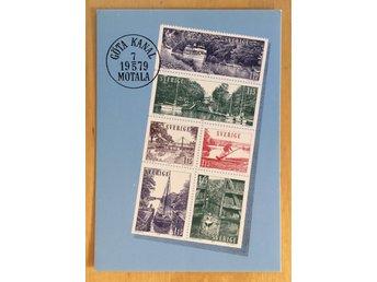 42dc2e337c8a Postens PT-kort från 1979. Motiv Göta kanal, Mo.. (342379822) ᐈ Köp ...