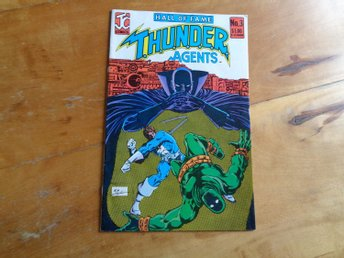 THUNDER Agents No 3-1983
