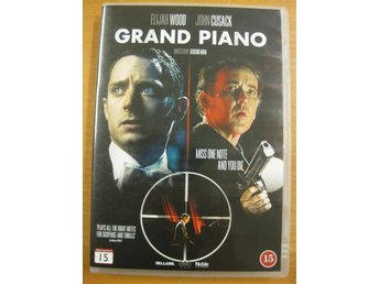 GRAND PIANO - ELIJAH WOOD, JOHN CUSACK - DVD 2014