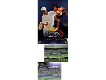 US OPEN / kanonkul TENNISSPEL till PC / NY <----