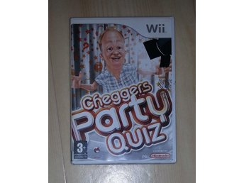 Spel Wii Cheggers party quiz