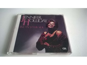 Jennifer Holliday - I'm on Your Side, CD