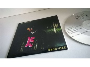 Emerson - Back-off, single CD