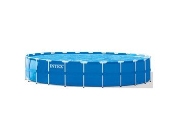 Intex Stålram Rund Pool Set 732 x 132 cm 28262GN