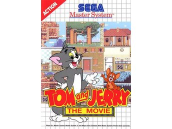Tom and Jerry: The Movie - Master System