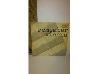 Remember Vienna, vinyl LP