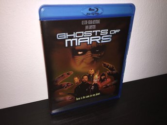 John Carpenter's Ghost of Mars (2001, Blu-ray)