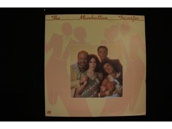The Manhattan Transfer ‎– Coming Out / Vinyl / LP