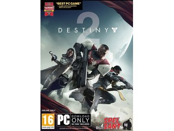 Destiny 2 (Endast Download Kod, I Kartongen)