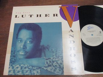 "Luther Vandross ""Any Love"""