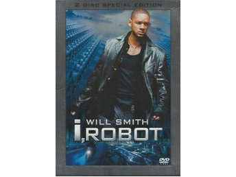 i, Robot  - 2 - Disc Special Edition - Will Smith