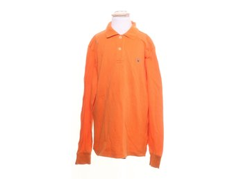 GANT, Pikétröja, Strl: 146/152, Orange