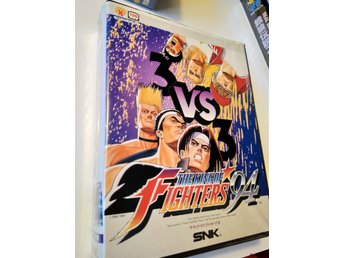 KING OF FIGHTERS 94 NEO GEO NeoGeo Japansk original AES