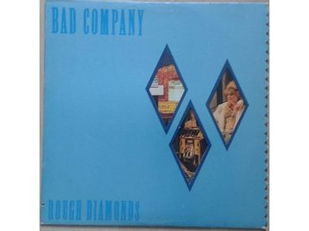 Bad Company ‎– Rough Diamonds