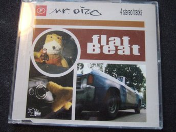 CD EP - MR. OIZO. Flat Beat. 1999
