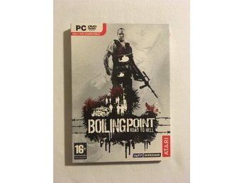 Boiling Point Road To Hell - PC - KOMPLETT