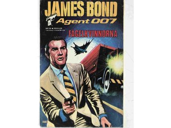 James Bond - Löpnr: 55 VG