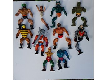 MOTU He-Man mini-lot junkers/beaters