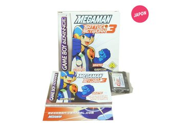 Mega Man Battle Network 3 White Version (EUR / GBA)