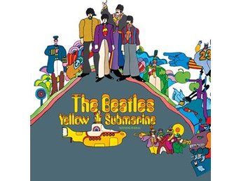 Beatles: Yellow submarine (2009/Rem) (Vinyl LP)