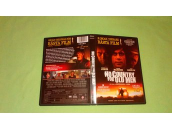 No Country For Old Men - DVD (Bröderna Coen)