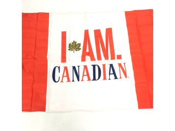 Flagga, I AM CANADIAN