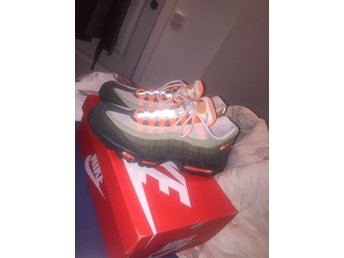 Nike Air Max 95 OG Total Orange US 12