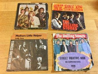 vinylskivor singlar
